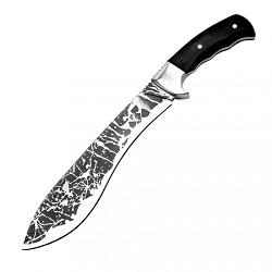 WINTER RAID wood Hunter Knife 15 inches overall