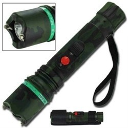 Powerful Flashlight 3.8 Million Volt Stun Gun