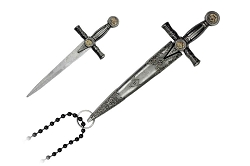 Mason Sword Necklace