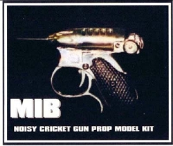 Men in Black Noisy Cricket Replica Prop Model Kit