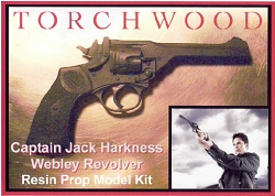 Torchwood Captain Jack Pistol