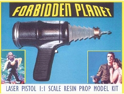 The Forbidden Planet Laser Pistol