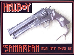 Hellboy's 'The Samaritan' Pistol