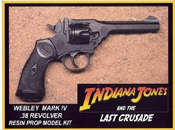 Indiana Jones & The Last Crusade Webley