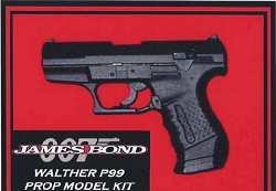 James Bond Walther P99 Pistol