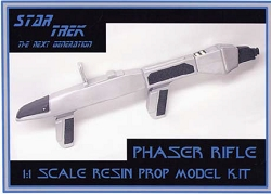 Star Trek Next Generation Phaser Rifle