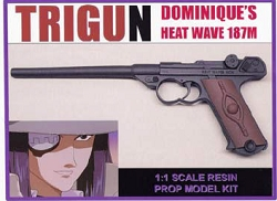 TRIGUN Dominique's Pistol
