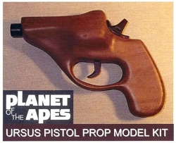Planet Of The Apes Ursus Pistol Replica Prop Model Kit