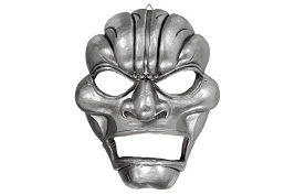 Evil Greek Immortal Mask