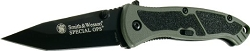 Smith & Wesson Large Special Ops Spring Assisted Knife SPECM