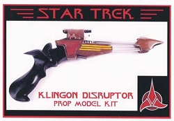 Star Trek Klingon Disruptor 4PC Version