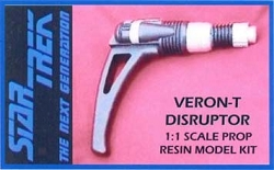 Star Trek Veron-T Disrupter Replica Prop Model Kit