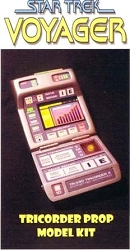 Star Trek Voyager Tricorder Replica Prop Model Kit
