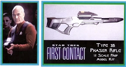 STNG: First Contact Phaser Rifle