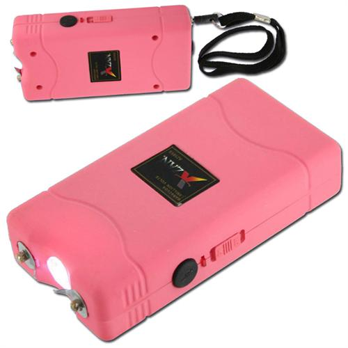 Cheetah  3.8 Million Volt Stun Gun Pink