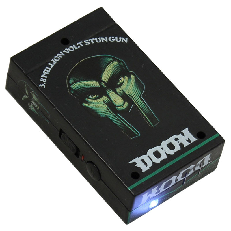 DOOM Ultimate Self Defensive 3.8 Million Volts Stun Gun