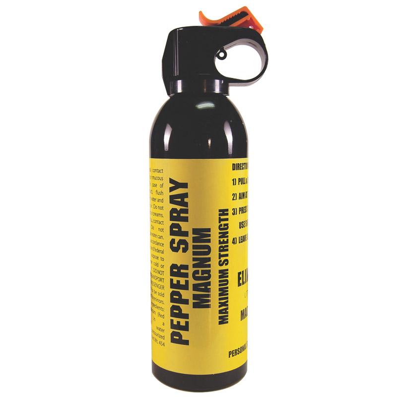 Eliminator magnum 16oz canister pepper spray - Pepper sprinkler ...