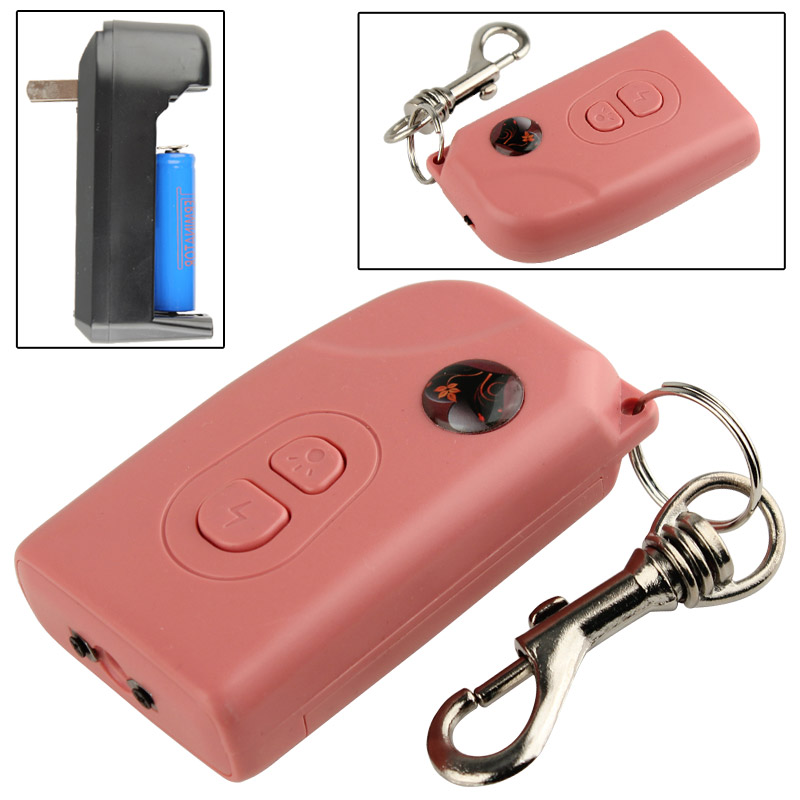Mini Viper Rendezvous 1 Million Volt Stun Gun Key Chain