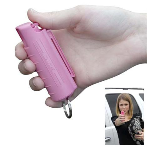 Eliminator Pink Red Pepper Spray