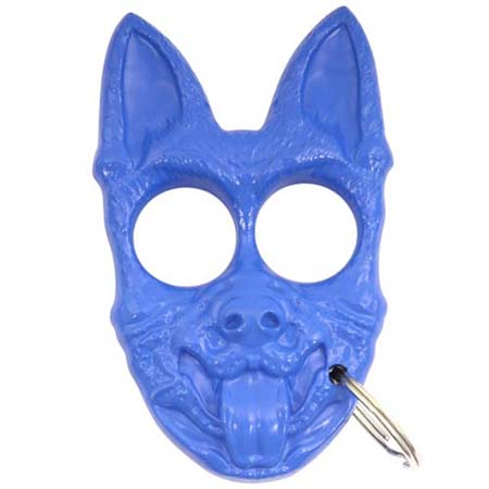 Self Defense K-9 Personal Protection Keychain(Blue)