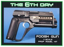 The 6th Day Foosh Gun Replica Prop Model Kit
