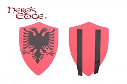 Red phoenix foam shield 20x14 inches