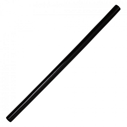 Set of Two - 26 Inch Black Wood Escrima Sticks