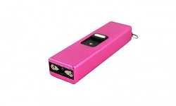 Keychain flashlight USB charging Sting Ray Stun Gun 2 Million Volts 3 inches long