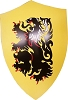 Cacider Lion Shield