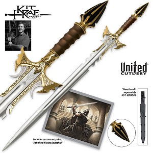 Kit Rae Sedethul Sword Gold Edition
