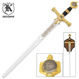 King Solomon Sword 47 inches long