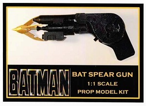 Batman Bat Spear Gun Replica