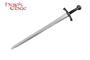 "38"" Foam Padded Crusader Medieval Excalibur LARP Short sword Great For Costume"