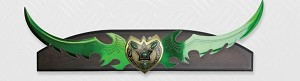 Green Phantom Blade