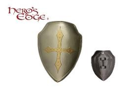 Gold Cross Foam Shield