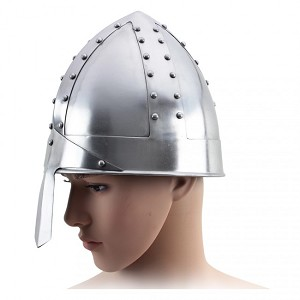 Norman Helmet  stainless steel