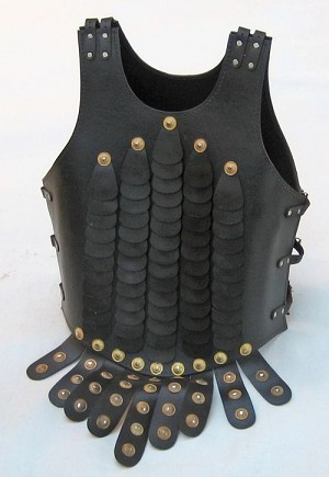 Mid-evil Leather Armor