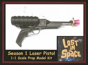 Lost in space laser