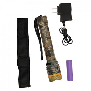10-Million Volt Flashlight Stun Gun