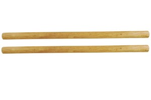 Set of Two - 26 Inch Natural Wood Escrima Sticks