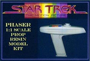 Star Trek Motion Picture Phaser Replica