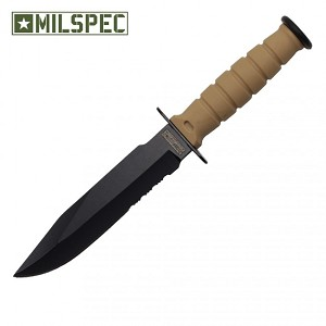 "Vampam  6"" overall legnth  Neck Knife with Belt clip  and necklace"